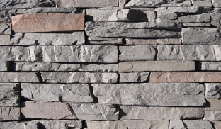 Stacked Stone Slate Grey