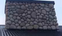 4c-4d Roof Abutment- Longrun