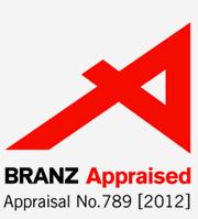BRANZ Approved