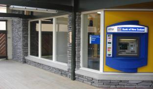 BNZ Cash Machine