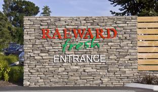 Raeward Fresh Entrance